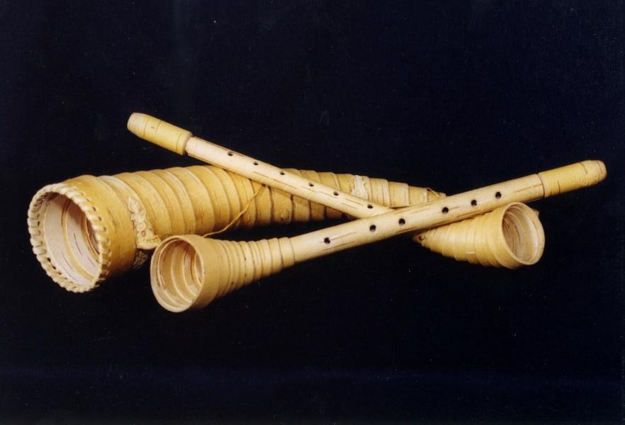 Древний инструмент своими руками